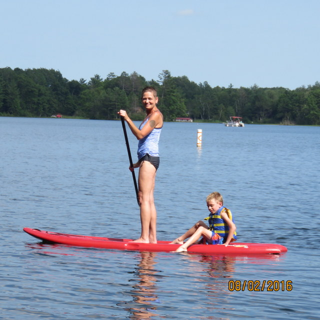 summer rafting